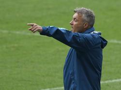 Domènec Torrent no ha conseguido su objetivo en Brasil.