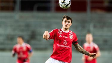 Adrian Edqvist könnte zur U23 des BVB wechseln