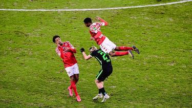 Mainz verliert gegen Wolfsburg