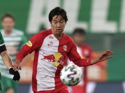 Masaya Okugawa macht den Abflug nach Deutschland