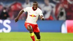 Dayot Upamecano steht beim FC Bayern ganz oben auf der Wunschliste
