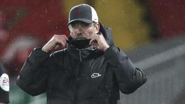 Hängt mit dem FC Liverpool derzeit etwas durch: Trainer Jürgen Klopp