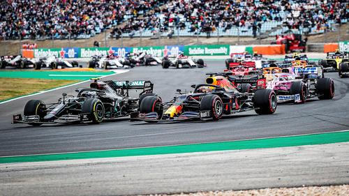 Die Formel 1 macht auch in 2021 Halt in Portugal