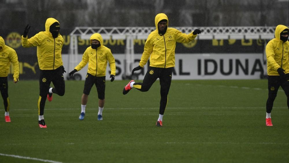 Das Lazarett bei Borussia Dortmund lichtet sich