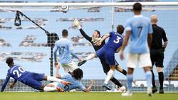 Später Nackenschlag für Manchester City