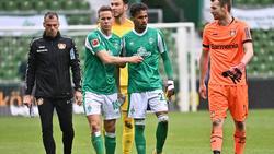Gebre Selassie (re.) und Moisander (li.) verlassen Werder Bremen