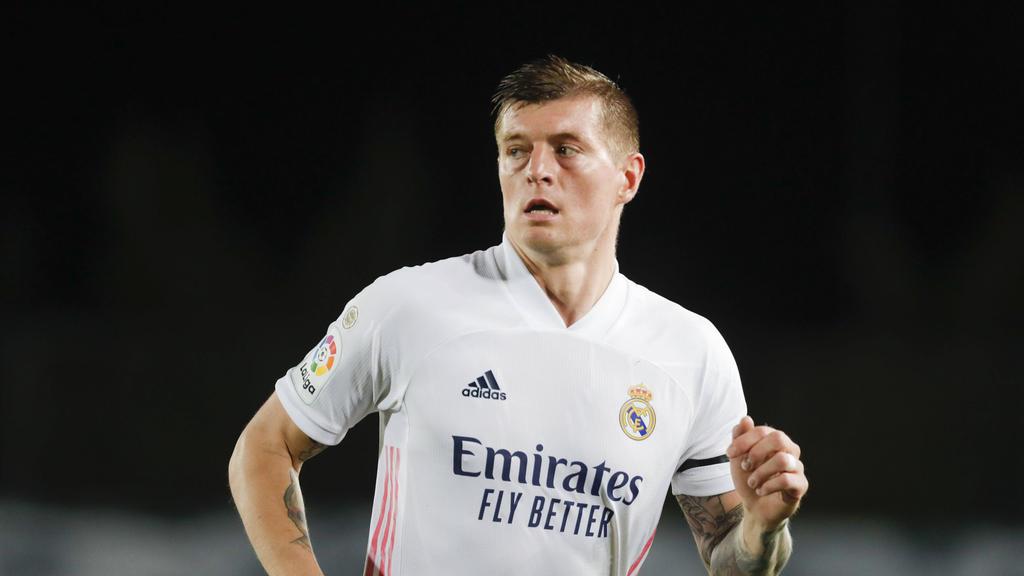 Toni Kroos könnte Real Madrid in den letzten zwei Spielen der Saison fehlen