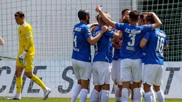 Hansa Rostock hat einen wichtigen Sieg gefeiert