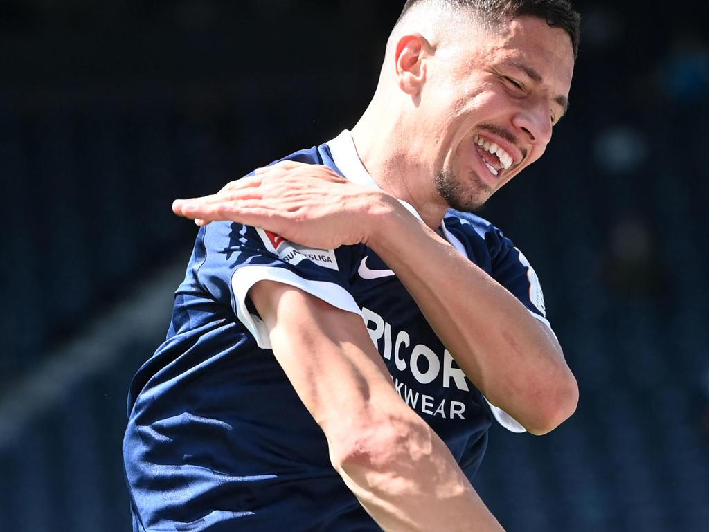 Robert Žulj verabschiedet sich vom VfL Bochum