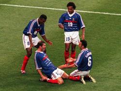 WM-Finale 1998: Zidane zum Zweiten