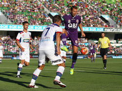 Perth Glory vs. Newcastle United Jets 2:0