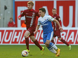 Mathias Fetsch (l.) wechselt fest nach Dresden