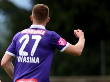 Marko Kvasina schlug als Erster zu