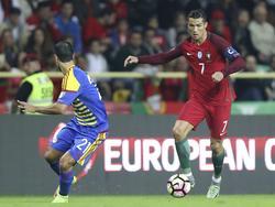Cristiano Ronaldo ha sido el protagonista en la apertura.