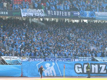12.000 1860-Anhänger reisten mit ihrer Mannschaft nach Nürnberg