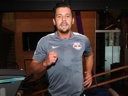 Junuzović beim Fitnesscheck