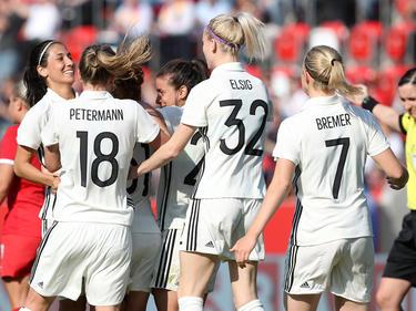 Die DFB-Frauen kletterten im internationalen Ranking