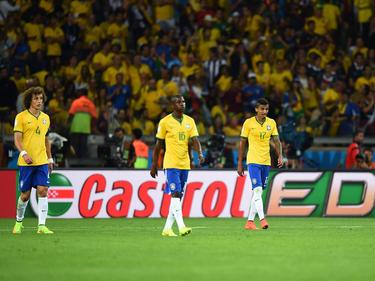 Brasilien kassierte im WM-Halbfinale 2014 eine 1:7-Klatsche gegen die DFB-Elf