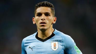 Lucas Torreira aus Uruguay geht zum FC Arsenal