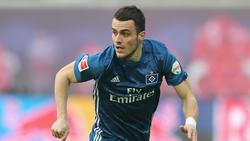 Filip Kostic wechselt wohl vom HSV zu Eintracht Frankfurt