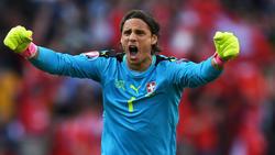 Yann Sommer ist Schweizer Fußballer des Jahres