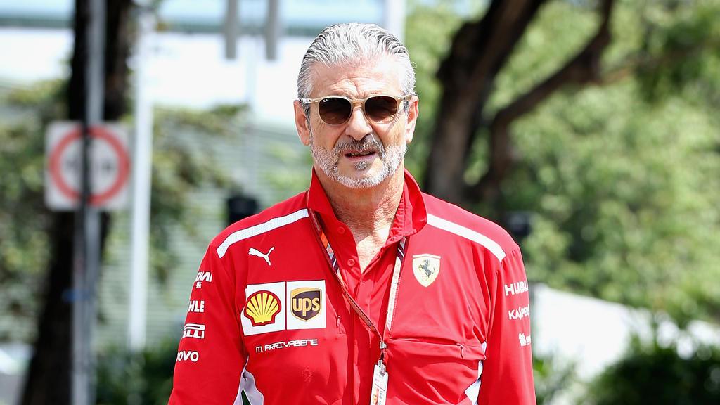 Maurizio Arrivabene glaubt, dass sein Team nichts falsch gemacht hat