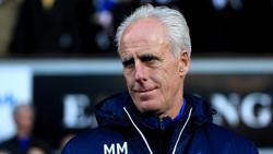 Neuer Teammanager bei den Iren: Mick McCarthy