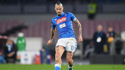 Klub-Ikone Marek Hamsik wollte Neapel eigentlich verlassen