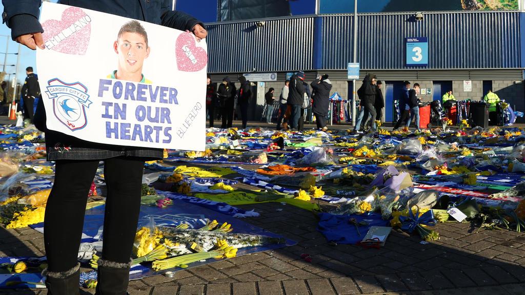 Die Fußball-Welt trauert um Emiliano Sala