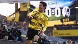 Shinji Kagawa hat sich mit einer emotionalen Botschaft von den Fans des BVB verabschiedet