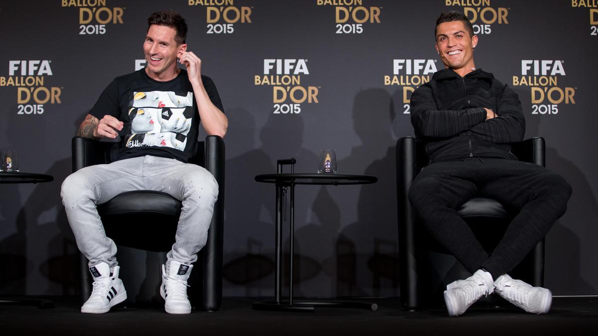 Cristiano Ronaldo und Lionel Messi könnten sich bereits im Viertelfinale begegnen