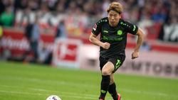 Darf nicht mehr eingesetzt werden: Takuma Asano