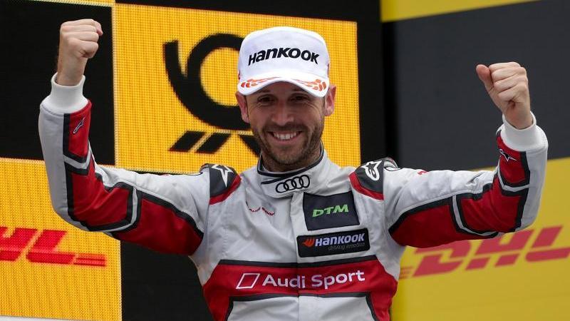 Erwartet eine spannende DTM-Saison: René Rast