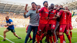 Zwei Tage nach dem Aufstieg zog es den SC Paderborn zum Ballermann