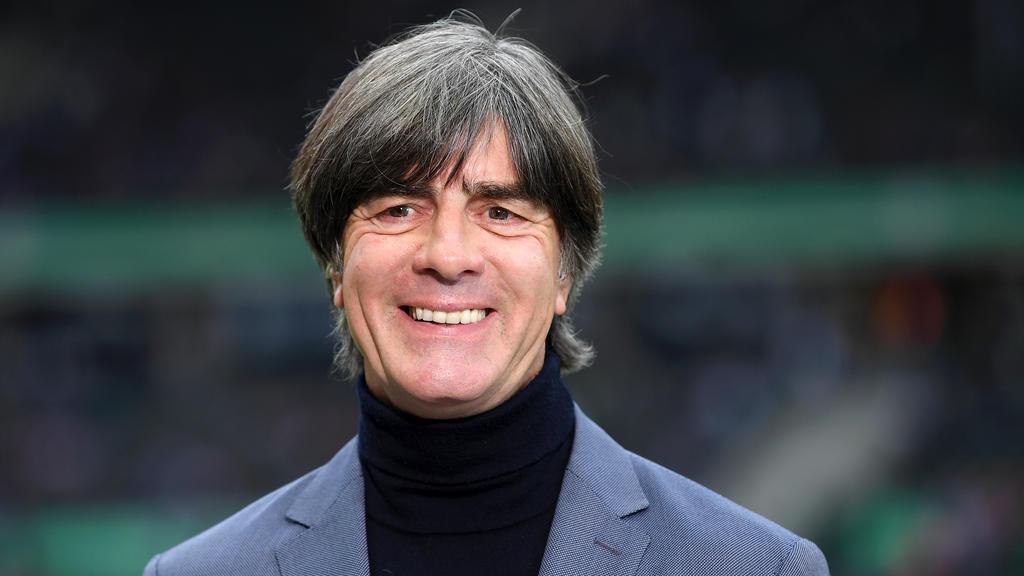 Joachim Löw rechnet dem BVB Titelchancen zu