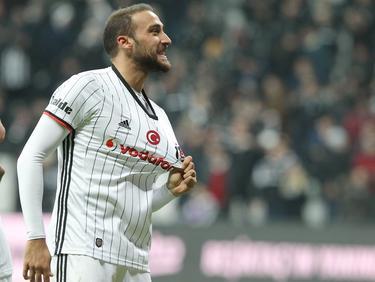 Cenk Tosun glänzt bei Beşiktaş Istanbul