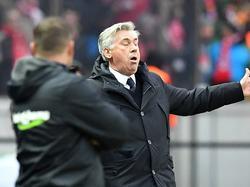 Carlo Ancelotti muss wegen seiner Mittelfinger-Geste aussagen