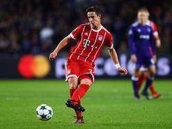 Marco Friedl wurde beim FC Bayern München ausgebildet