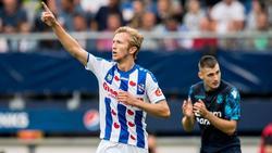 Eerste klasse A 2018/2019 » Transfers