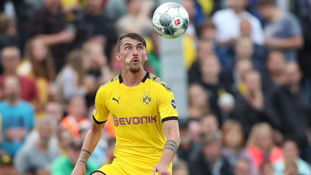 Maximilian Philipp wird wohl nicht zum VfL Wolfsburg wechseln