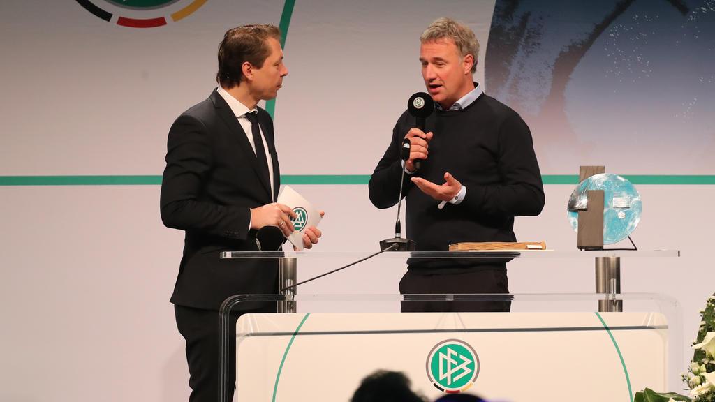 Wird am 23. Juli 50 Jahre alt: Marco Bode, Aufsichtsratsvorsitzender von Werder Bremen