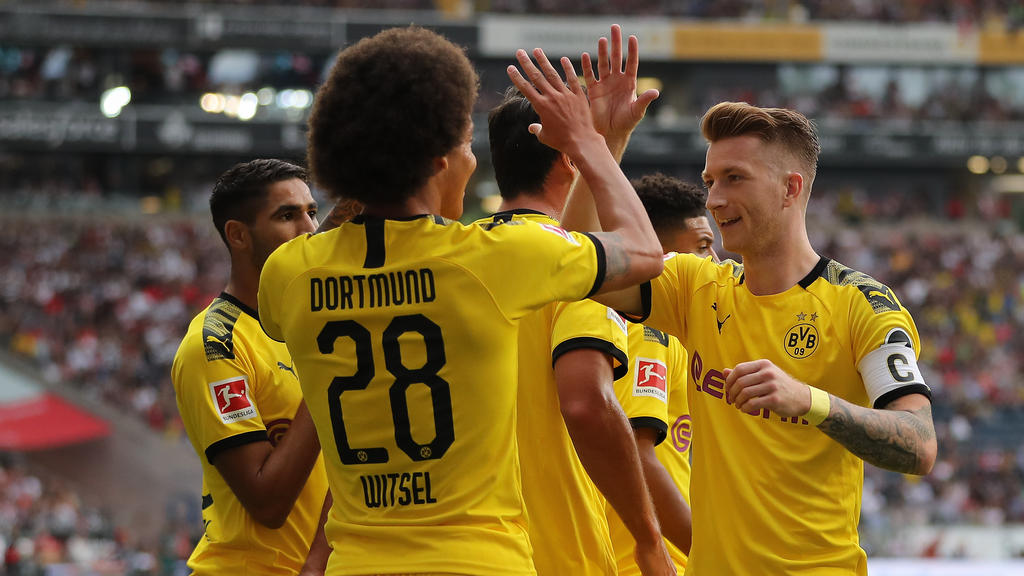Ubertragung Dortmund Bayern Live Im Tv Wo Sie Das