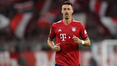 Sandro Wagner wechselte im Winter vom FC Bayern nach China