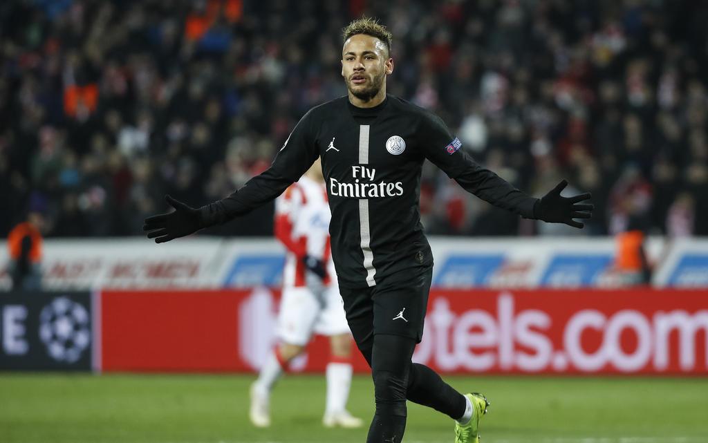 Neymar erzielte den Siegtreffer für PSG