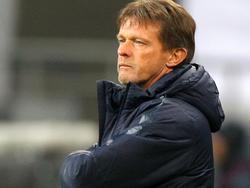 Frank Vercauteren ist neuer Anderlecht-Trainer