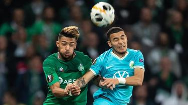 Kein Sieger im Duell zwischen Saint-Étienne und Wolfsburg