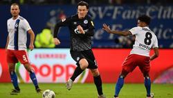 Michael Gregoritsch erzielte gegen den HSV seinen ersten Treffer für Schalke 04