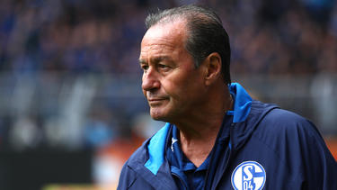 Huub Stevens coachte den FC Schalke 04 letztmals im Mai 2019