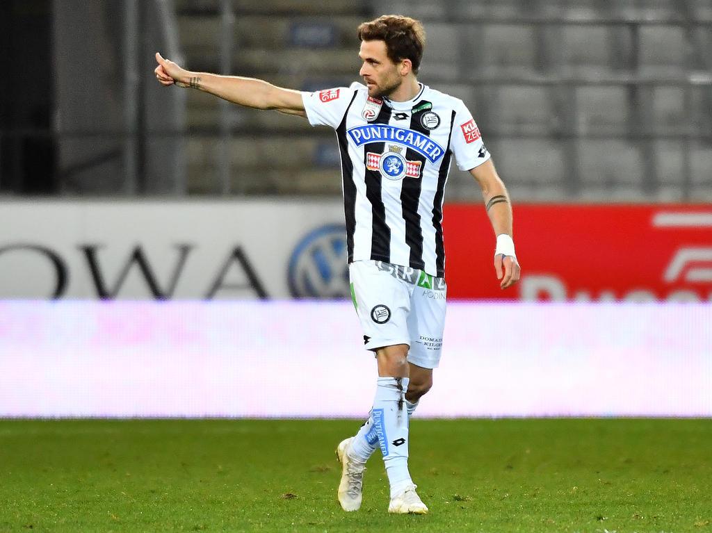 Zieht es Philipp Huspek zurück nach Oberösterreich?