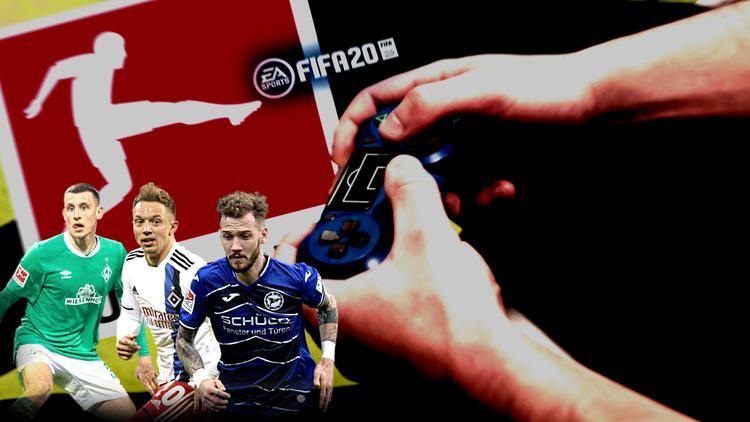Die Bundesliga-Stars duellieren sich in FIFA 20